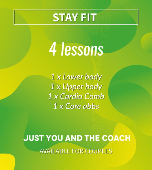 Stay Fit Package