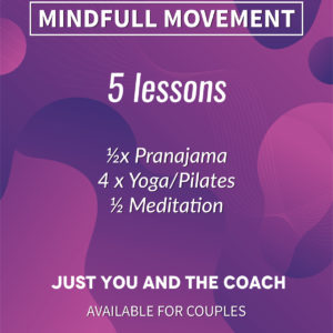 Mindful Movement Package